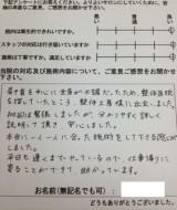 新潟県 新発田市 Y.A様 22歳 女性