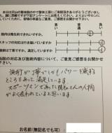 新潟県 新潟市中央区 T.H様 男性 70歳 大学講師